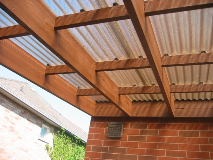 Pergola Covers Natural Light Patio Covers Natural